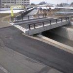 市道大島森合線道路改良工事