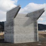 小白岩地区橋梁下部工工事