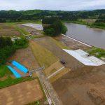 雄物川上流強首・寺館地区築堤護岸工事
